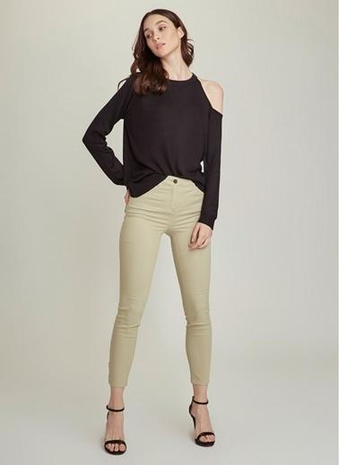 NGSTYLE Skinny 5 Cepli Pantolon Yeşil